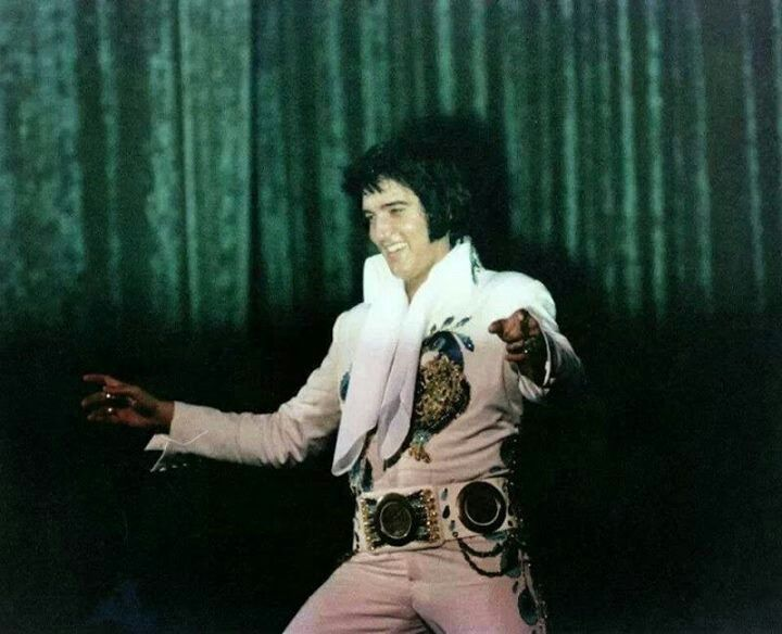June 21, 1974, Elvis Presley in Cleveland