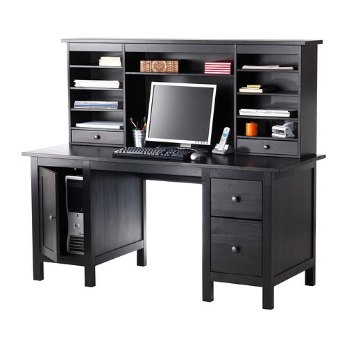 computer desk with hutch ikea woodworking projects plans