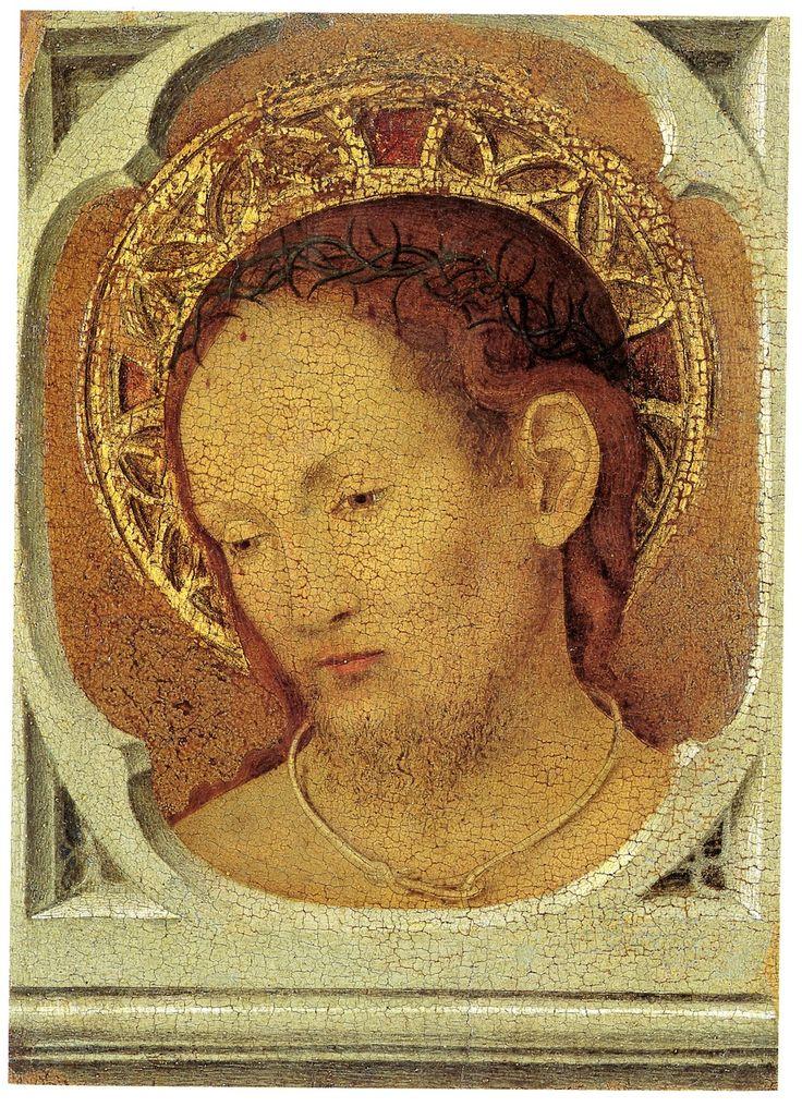 Antonello da Messina - Ecce Homo (verso) - Messina, Museo Nazionale
