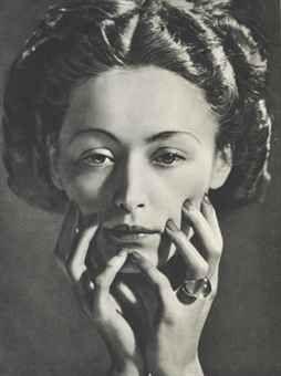 MAN RAY (1890-1976), Dora MAAR (1907-1997), and Paul ELUARD (as 'Didier Desroches'; 1895-1952). Le Temps déborde. Paris: Cahiers d'Arts, 1947. 4° (247 x 185mm).