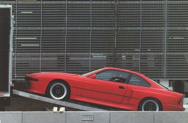 BMW M8 Concept (1990)