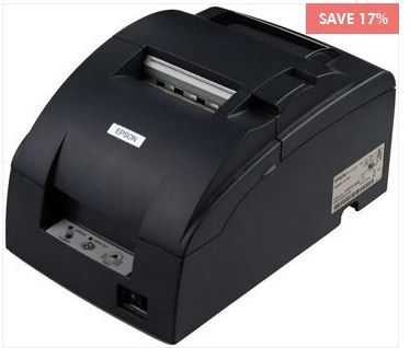 #receiptprinter plays a pivotal role in making a #possystem efficient. Their typical application is for printing credit card slips and customer receipts. They also find use in restaurants for printing off orders back in the kitchen. They make it easy to record each and every transaction and manage inventory effectively.
