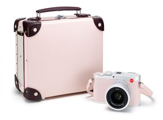 Leica Q Globe-Trotter limited edition camera announced in