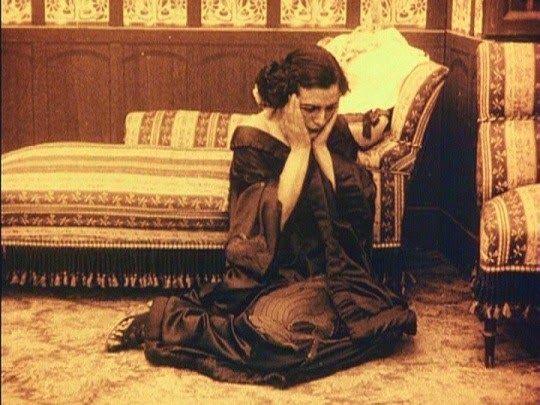 Francesca Bertini - Sangue blu (1914)
