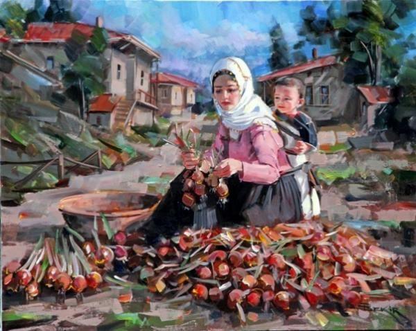 Saim Kaya - Artist Manager www.saimkaya.com600 × 478Buscar por imagen Ressam Bekir ÜSTÜN'ün Anadolu Kadını ve Köy yaşamı konulu Yağlıboya eserleri sanatseverlerle buluşuyor. Ressam - Buscar con Google
