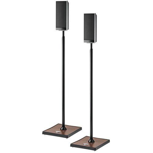 Omnimount Gemini1b Audiophile Speaker Stands 2 Pk