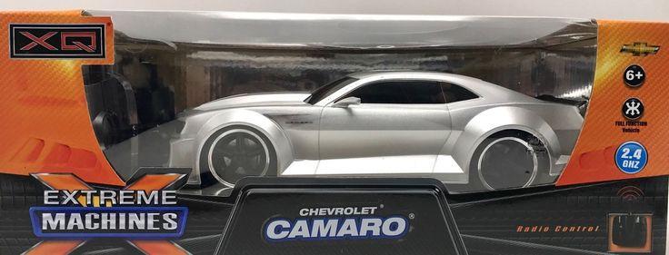 RC Radio Control Chevrolet Camaro Full Function Extreme Machines New