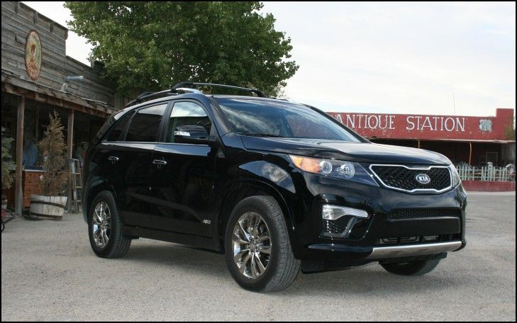 Tires for 2011 Kia sorento