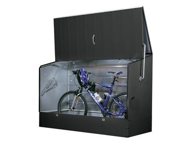 tepro fahrradbox lidl deutschland. Black Bedroom Furniture Sets. Home Design Ideas