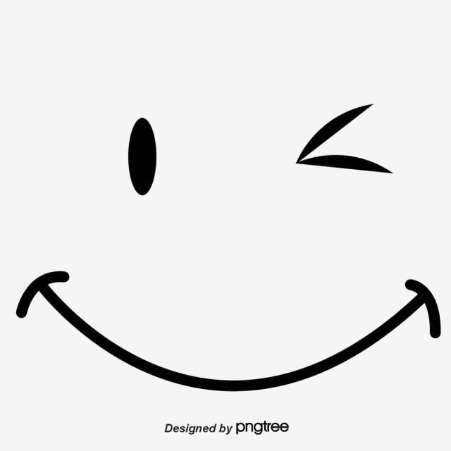 Smile Clipart Expression Black Cartoon In 2020 Black Cartoon Clip Art Png