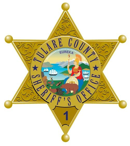 Tulare county Sheriff Calif