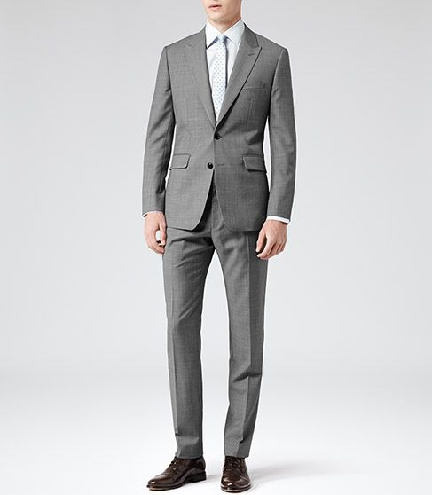 Reiss Patterson Suits