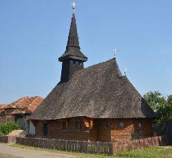 Biserica de lemn din Saca
