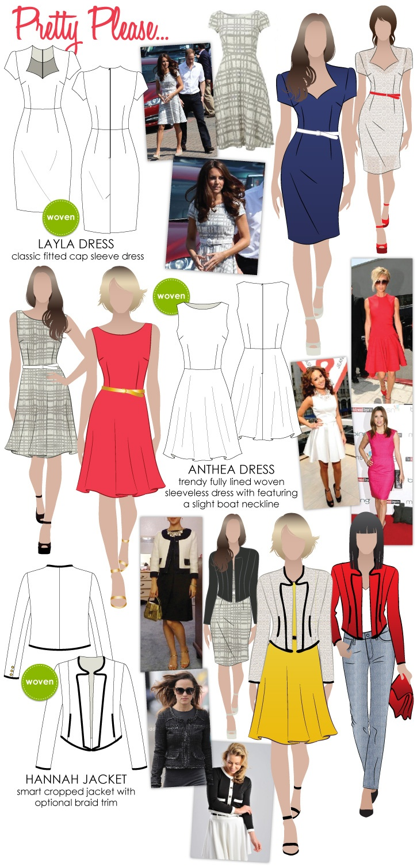 Style Arc patterns