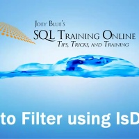 How to Filter using SQL IsDate Function and Cast - SQL Training Online