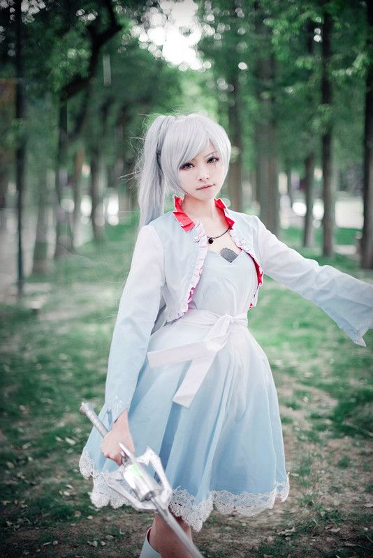 [kanny] RWBY: Weiss Schnee (Weiss Schnee RWBY) - Cosplayers' Cure