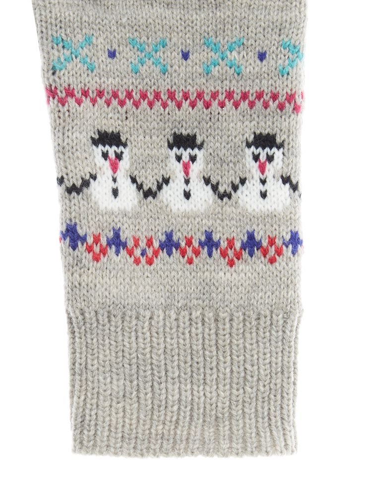 Knitting Pattern For Snowman Mittens : 17 Best images about MITTENS,GLOVES,ARMWARMERS on Pinterest Fair isles, Gre...