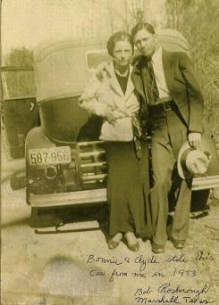 Bonnie & Clyde Corpses | larussa bonnie parker clyde barrow autopsy bonnie parker clyde barrow ...