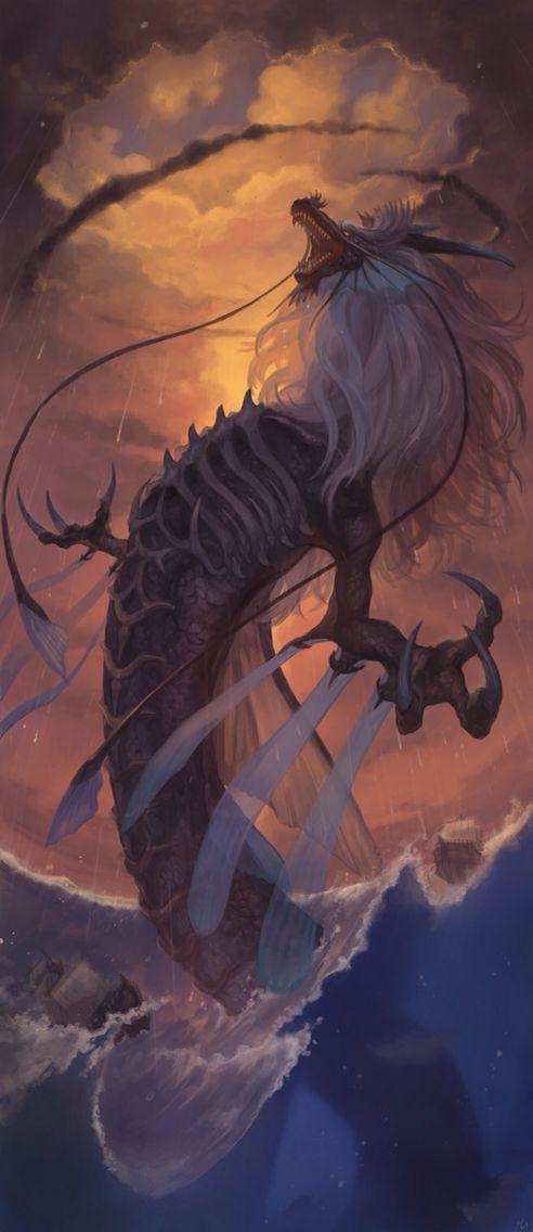 Dragon emperador
