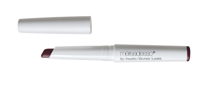 Mèreadesso Tinted Burgundy Lip Treats #mereadesso #beauty #liptreats #lipbalm #burgundy