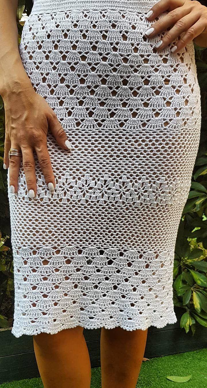 Crochet Skirt Patterns Free Saddha