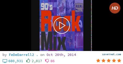 90's Rock Mix Reloaded Grunge Alternative