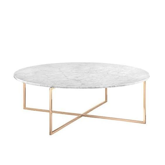 The Elle Luxe round marble coffee side table is a piece that is both practical and stylish with modern materials and geometrical design. This beautiful marble c