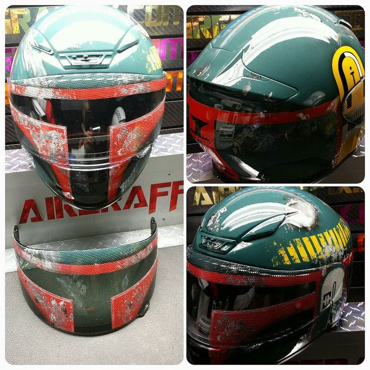 "Boba Fett Motorcycle Helmets for sale Now Available! Spring 2017: HJC announced the RHPA11 Helmet will be available featuring the Boba Fett look. Check Pricing and Sizing here Creation of Boba Fett Boba Fett is a ""cult figure"" and one of the most renowned characters of the popular ""Star Wars"" series. Although he played a …"
