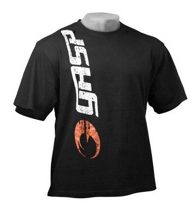 Fashion Cotton Gasp Gym T Shirts