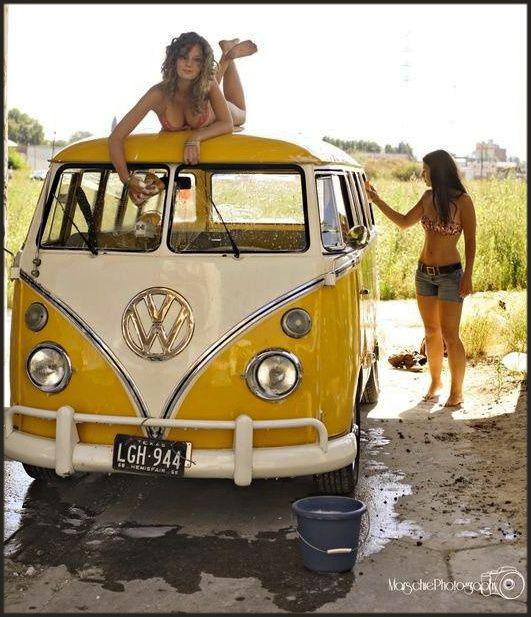 The Wash Team Vw Volkswagen Fascination Pinterest