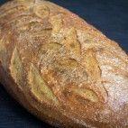 Špaldový chlieb z kvásku • recept • bonvivani.sk