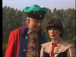 De Poppenkraam. Dutch tv series. Hugo (Jaap Stobbe) en Henriëtte (Connie Neefs) zijn twee bijzondere poppen. Door speciale groeisnoepjes zijn ze echte mensen geworden: ze zijn niet alleen zo groot als mensen, maar kunnen ook praten, denken, eten en drinken.