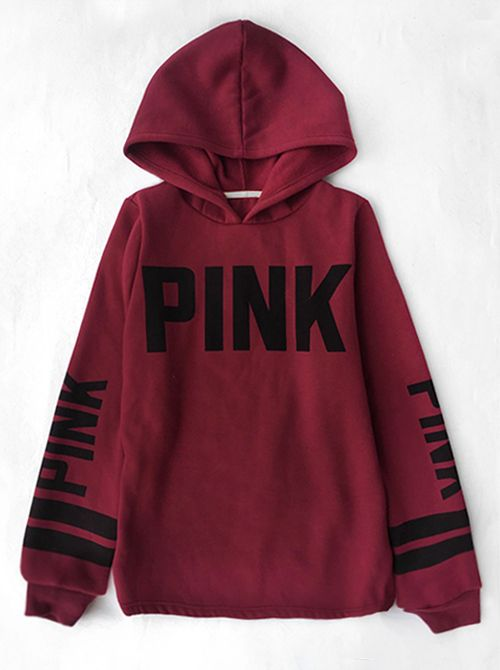 Yes, it's only $21.99 & Short Shipping Time! Easy Return + Refund! Girl, this Pink letter sweatshirt will be perfect for going out! We know when you are running you want to be as comfy as possible! Check out all the sophisticated styles at Cupshe.com!