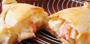 Empanadas de mariscos