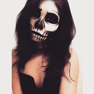 Cette terrifiante Reine des citrouilles de la ville d'Halloween. | 28 déguisements à la Tim Burton qui vont en Inspirer plus d'une