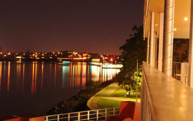River views & scrumptious foods   www.baralto.com.au   #baralto #riverside #brisbane #powerhouse #nightlife #datenight
