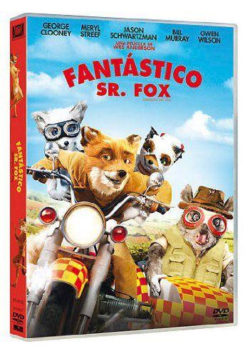 Fantástico Sr Fox [DVD]