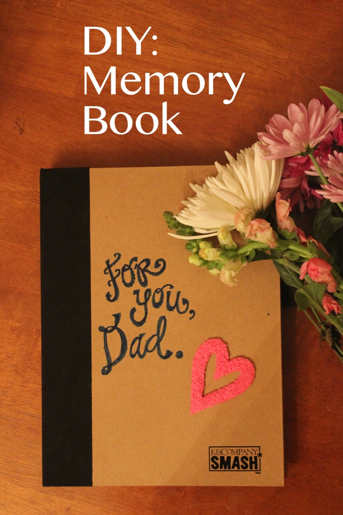 father's day diy book