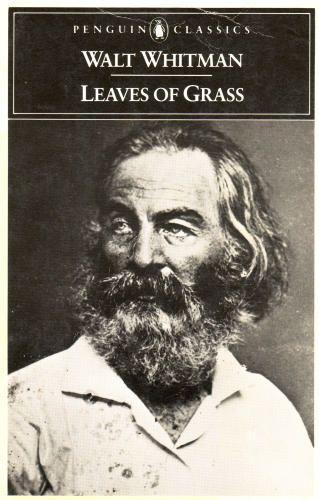 leaves of grass walt whitman - photo #31