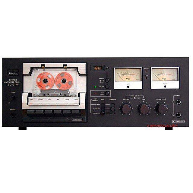 Sansui SC-3110 #hifi #music #audiophile #audio #oldschool #hifi #stereo #dj #vintage #hiend #hifiporn #highendaudio #hifisale #hifistore #hifilover #turntable #sansuisc3110 #cassettedeck #analog #kaset #vumeter #70s # 80s #pikap #nostalgia #vintageaudio #vinly #hifiaudio #camarossaudio