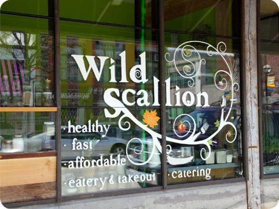 Wild Scallion Restaurant in Penticton, BC