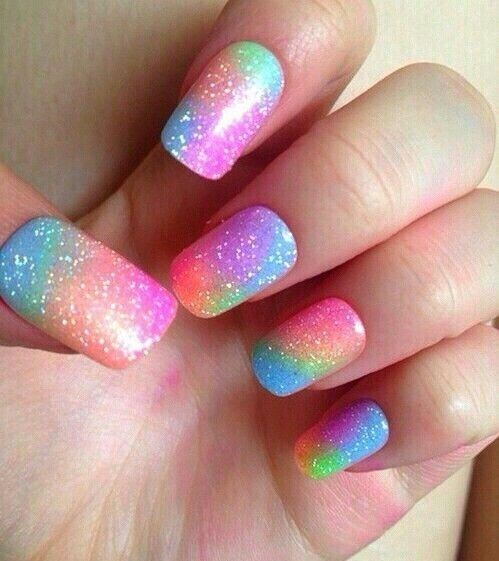 Colorful Nail Art Ideas That AREN'T Tacky! - Likes
