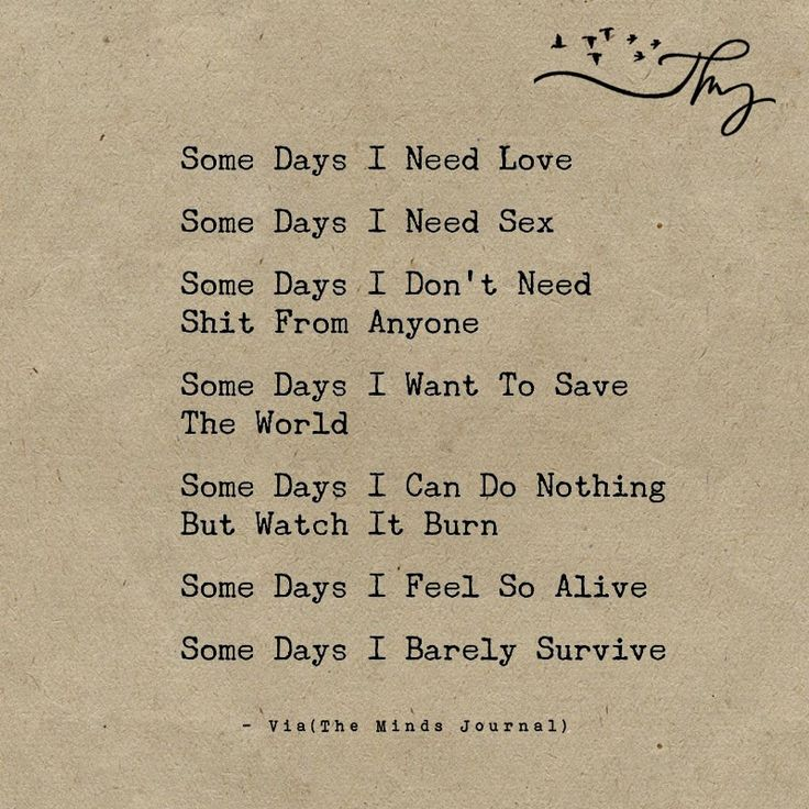 Some day I need love - http://themindsjournal.com/some-day-i-need-love/