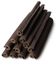 Dark Chocolate Cigarellos - Chocolate Trading Co.  Those Chocolate Straws Are Actually Called Cigarellos And We Have Them In White, Milk, Dark (pictured) And Duo (milk & White) Chocolate Varieties.