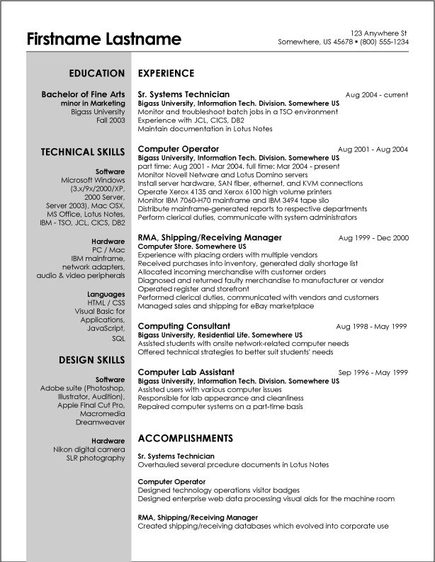 30 best Job Search \ Interviewing images on Pinterest Job search - resume templates word 2007