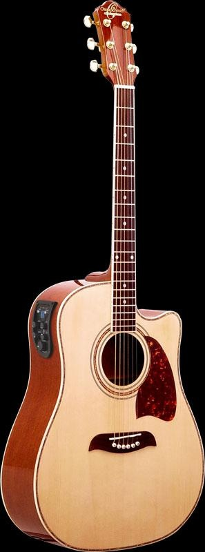 Oscar Schmidt Washburn acoustic/electric guitar ...used to have one of these