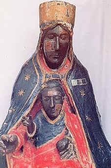 Capo d'Orlando ieri e oggi madonna tindari cartoline. Not ceramic but so beautiful