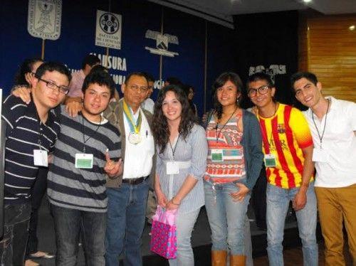 Triple plata para estudiantes de la Universidad Michoacana en Olimpiada Nacional de Biología