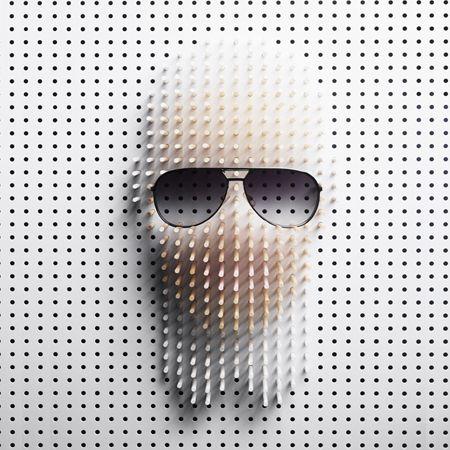 Le «Pin Art» de Philip Karlberg !
