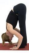 Yoga Pose Standing Forward Bend - Uttanasana